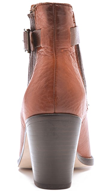 Dolce Vita Jamala Leather Booties