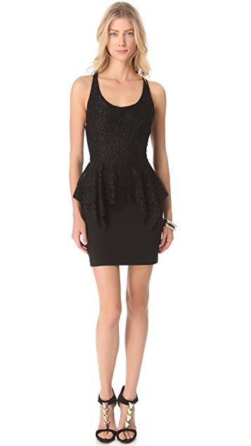 Dolce Vita Bessa Peplum Dress