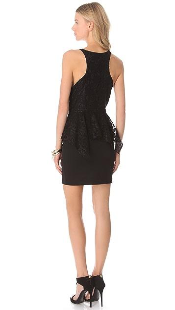 Dolce Vita Bessa Peplum Dress