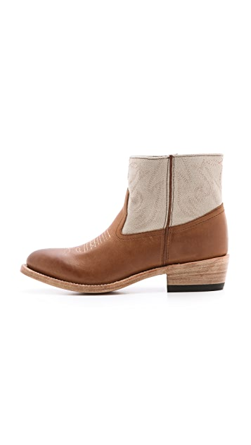 Dolce Vita Camilla Western Booties