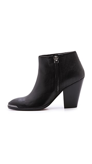 Dolce Vita Heren Zip Booties