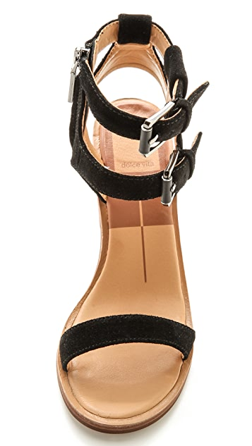 Dolce Vita Cymbal Ankle Band Sandals