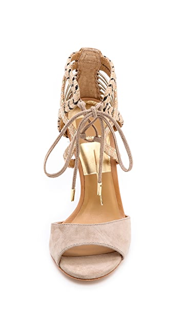 Dolce Vita Hexen Lace Up Sandals