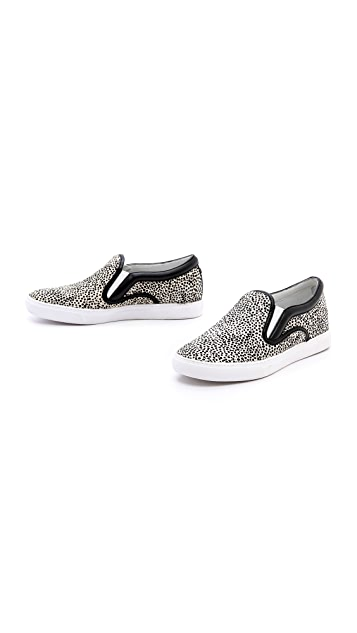 Dolce Vita Zoren Haircalf Slip on Sneakers
