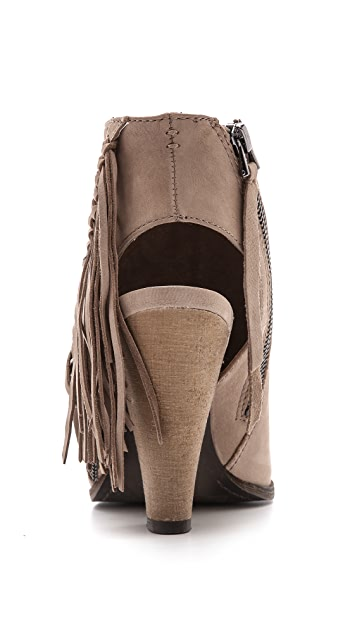 Dolce Vita Noralee Fringe Booties