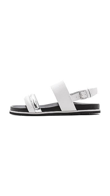 Dolce Vita Foss Colorblock Sandals