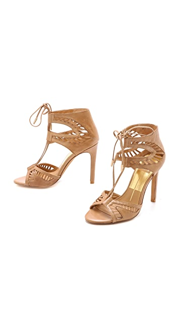 Dolce Vita Henlie Lace Up Sandals