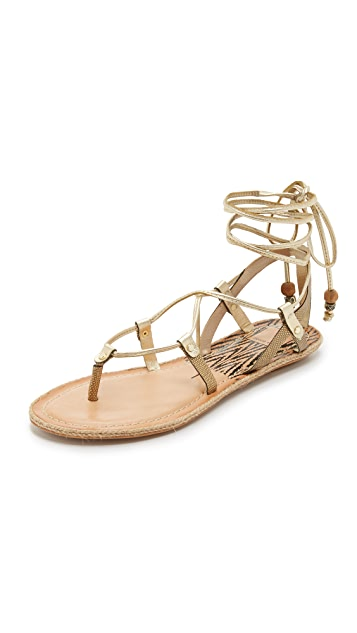 c227780da3d Dolce Vita Karma Flat Sandals