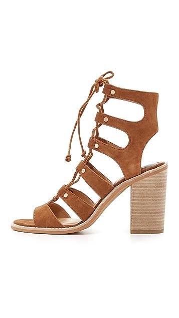 Dolce Vita Lyndon Lace Up Sandals