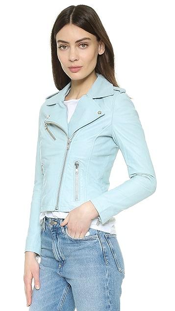 Doma Darken Leather Jacket