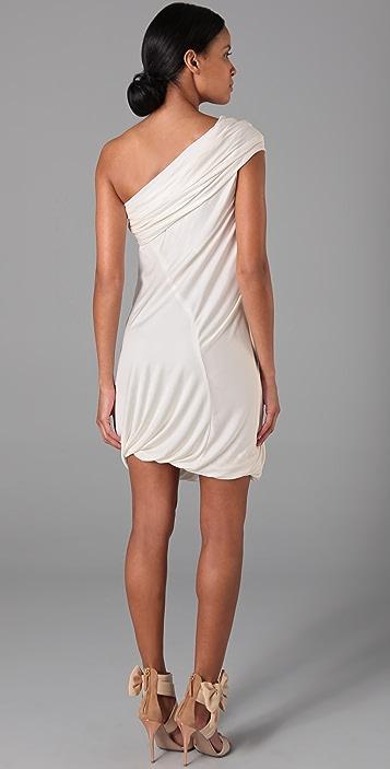Doo.Ri Torqued Draped Dress