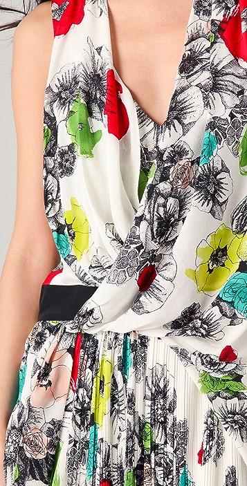 Doo.Ri Dress with Anchored Drape