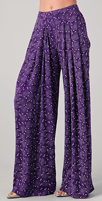 Doo.Ri Pleated Draped Pants