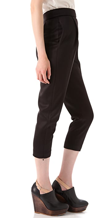 Doo.Ri High Waisted Cropped Pants