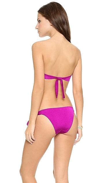 DosMares Bali Bandeau Bikini