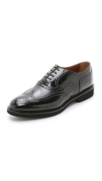 Doucal's Verona Wingtip Oxford Shoes