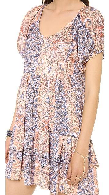 dRA Peasant Dress