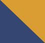Navy/Rust/Mustard