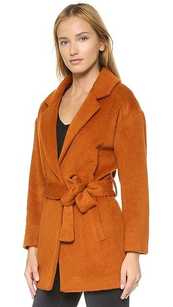 Designers Remix Panda Short Coat