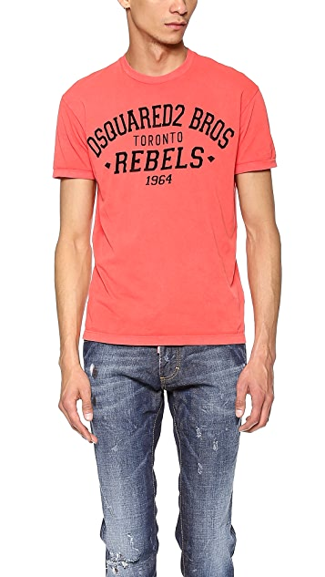 DSQUARED2 Rebels T-Shirt