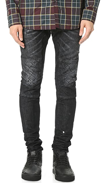 DSQUARED2 Tidy Biker Jeans ... 559fefcaac71