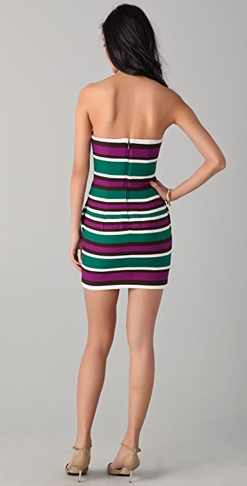 DSQUARED2 Little Lory Strapless Dress