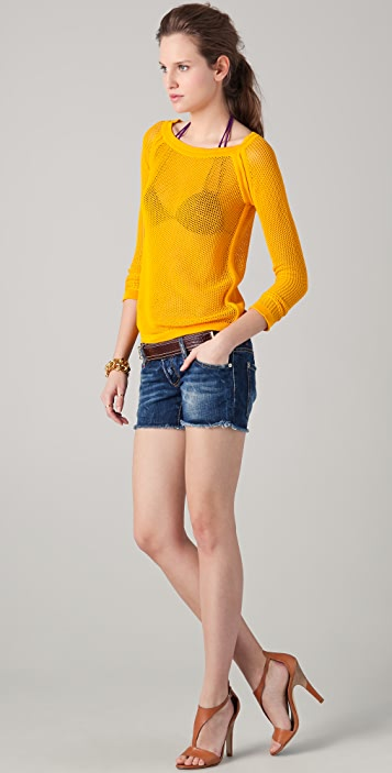 DSQUARED2 Wide Neck Sweater