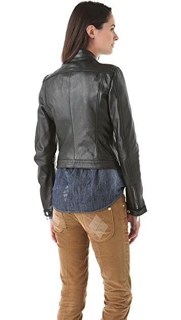DSQUARED2 Coquette Biker Jacket