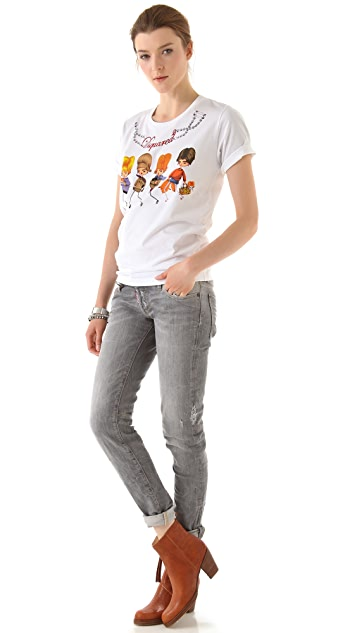 DSQUARED2 Cartoon T-Shirt