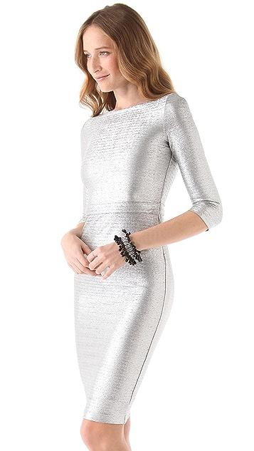 DSQUARED2 Long Sleeve Dress