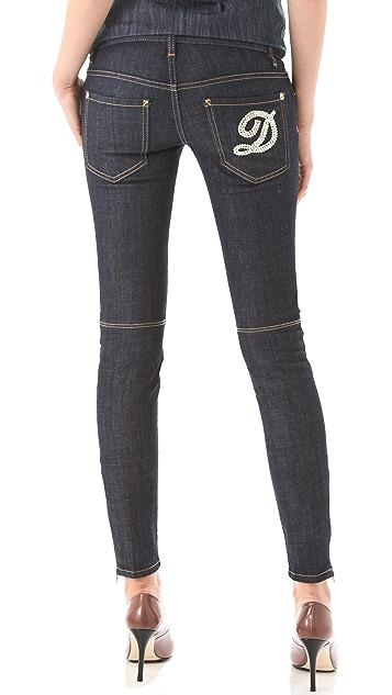 DSQUARED2 Pearl D Super Slim Jeans