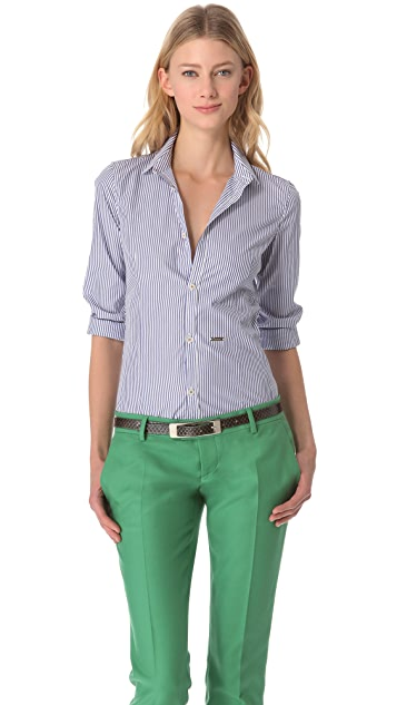 DSQUARED2 One Button Classic Shirt