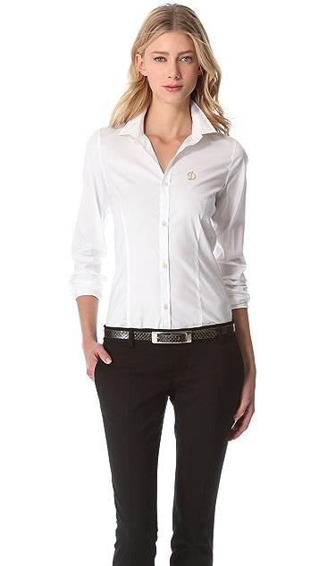 DSQUARED2 1 Button Classic Shirt