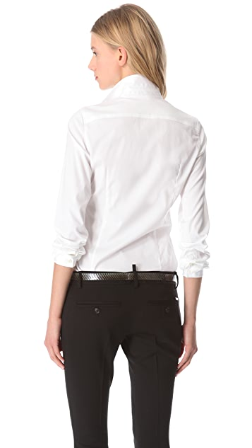 DSQUARED2 1 Button Classic Shirt