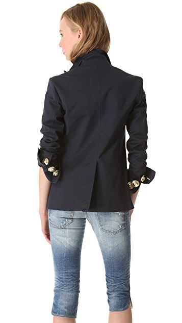 DSQUARED2 Susie Anchors Captain Jacket