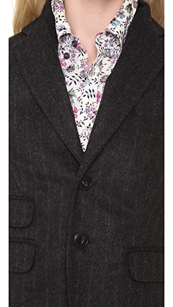 DSQUARED2 Tokyo Notch Buttons Jacket