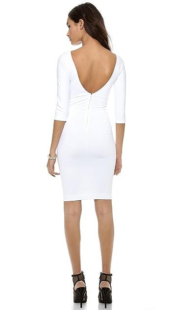 DSQUARED2 3/4 Sleeve Dress