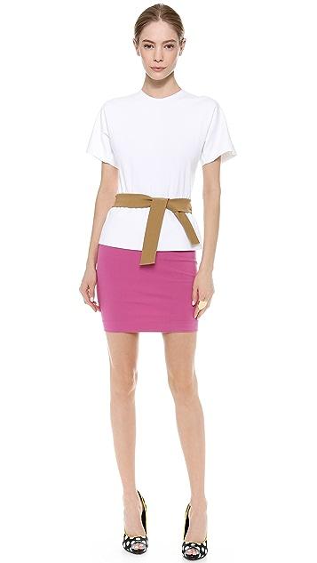 DSQUARED2 Colorblock Dress