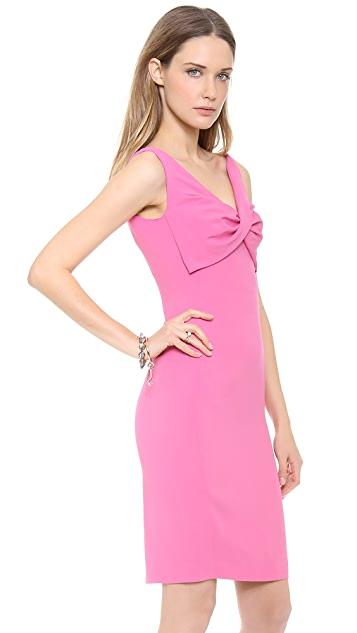 DSQUARED2 Draped Little Pink Dress