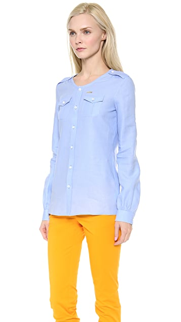 DSQUARED2 Coco Military Cruise Shirt