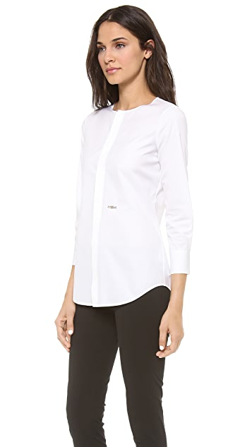 DSQUARED2 Poplin Blouse