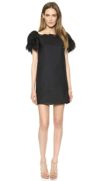 DSQUARED2 Mireille '60s Evening Dress