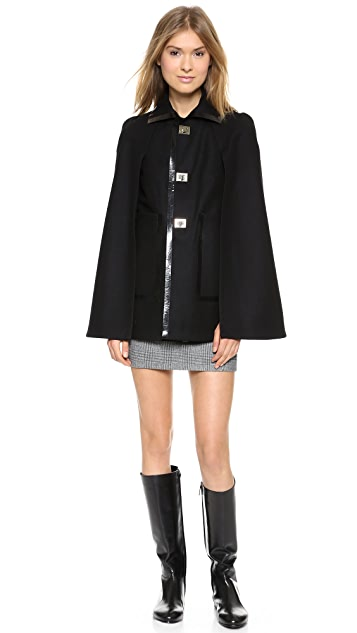 DSQUARED2 Adele '60s Cape