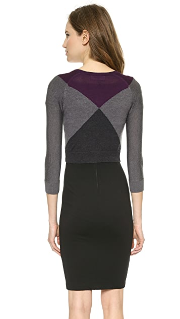 DSQUARED2 Cropped Sweater