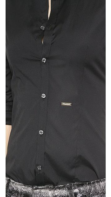 DSQUARED2 Long Sleeve Classic Shirt