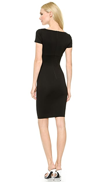 DSQUARED2 Short Sleeve Jersey Dress