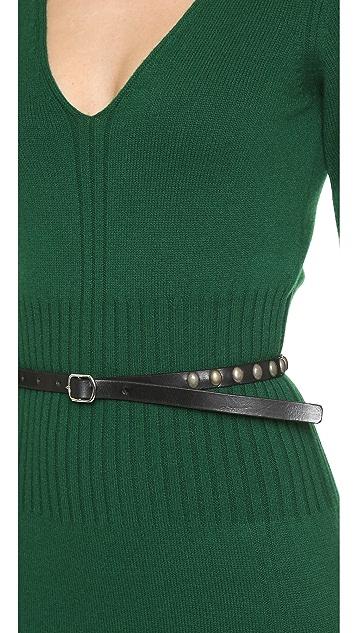DSQUARED2 3/4 Sleeve Knit Dress