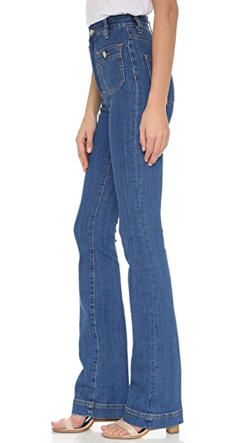 DSQUARED2 High Waisted Jeans