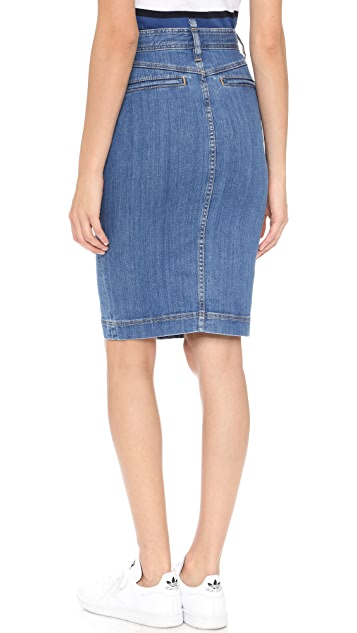 DSQUARED2 High Waisted Skirt