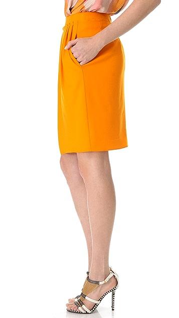 David Szeto Jordana Skirt